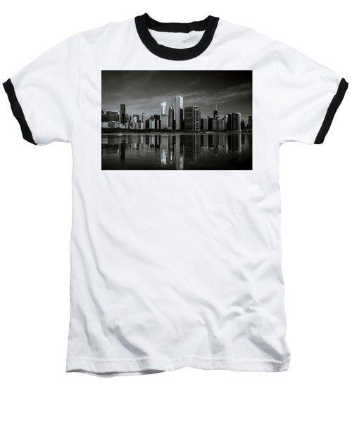 Chicago Lake Front Baseball T-Shirt