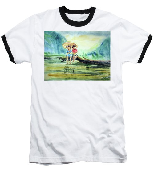 Childhood Joys Baseball T-Shirt