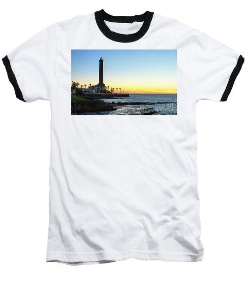 Chipiona Lighthouse Cadiz Spain Baseball T-Shirt