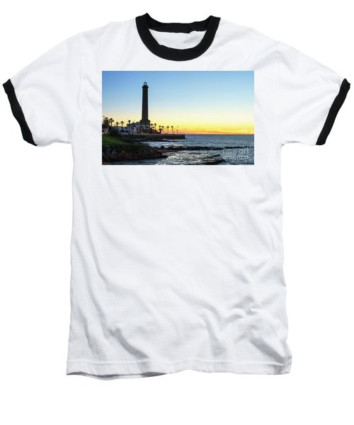 Chipiona Lighthouse Cadiz Spain Baseball T-Shirt