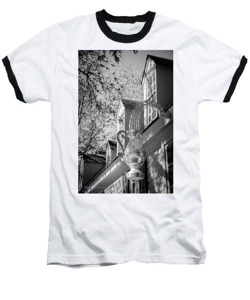 Chowning Baseball T-Shirt by Stefanie Silva