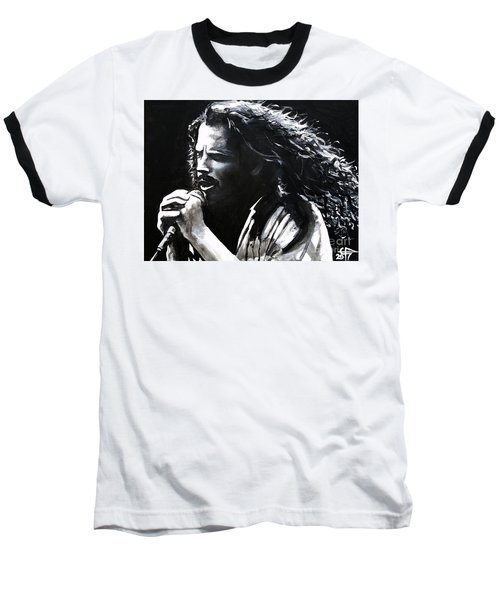 Chris Cornell Baseball T-Shirt