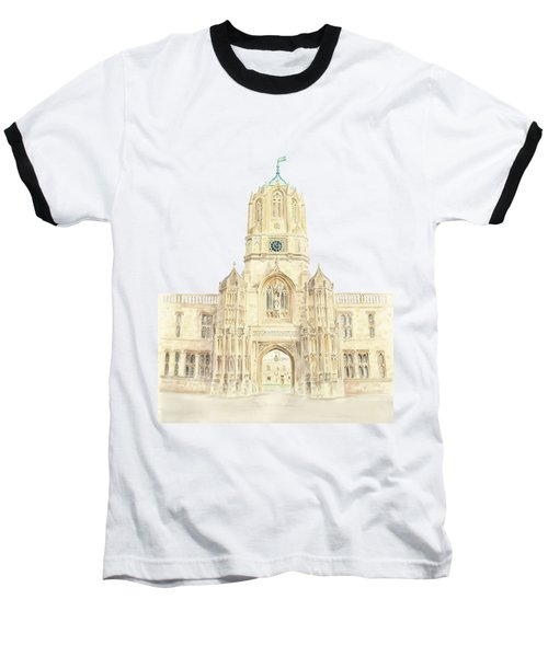 Christ Church Baseball T-Shirt