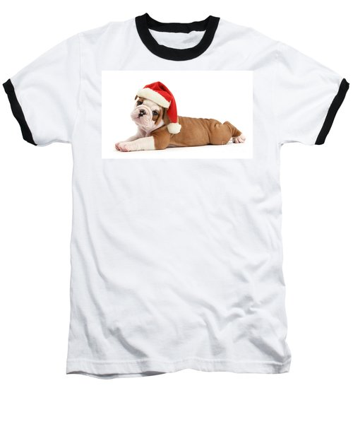 Christmas Cracker Baseball T-Shirt