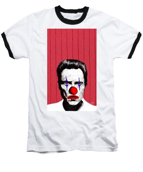 Christopher Walken 2 Baseball T-Shirt by Jason Tricktop Matthews