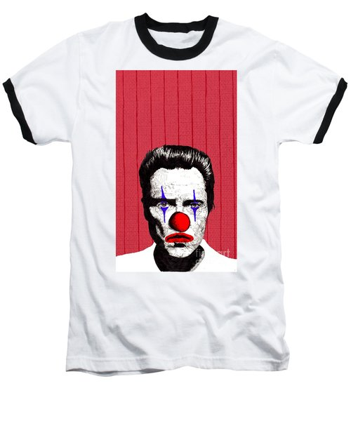 Christopher Walken 2 Baseball T-Shirt