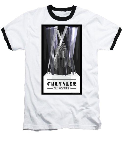 Chrysler Baseball T-Shirt