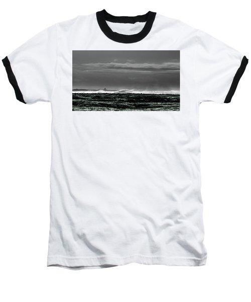 Church By The Sea Baseball T-Shirt