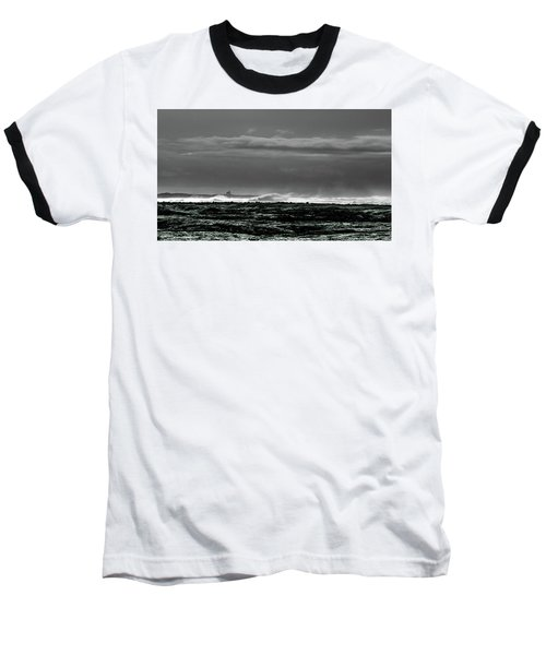 Church By The Sea Baseball T-Shirt