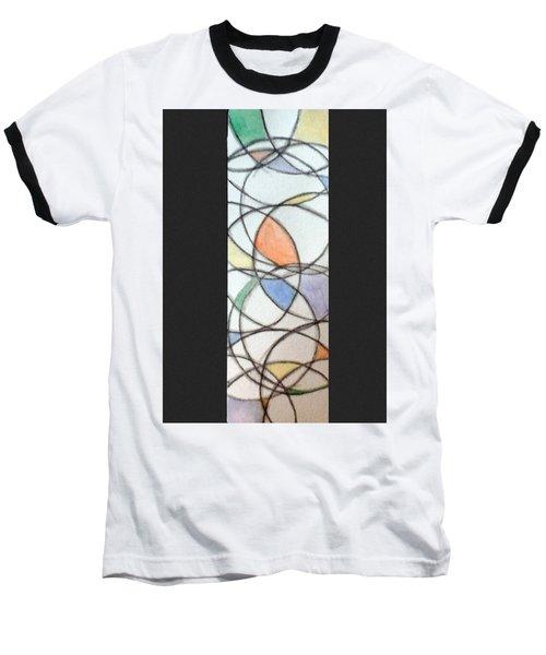 Church Glass Baseball T-Shirt