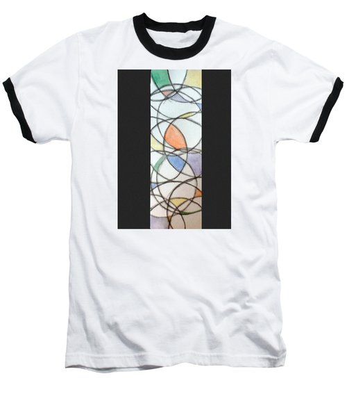 Church Glass Baseball T-Shirt