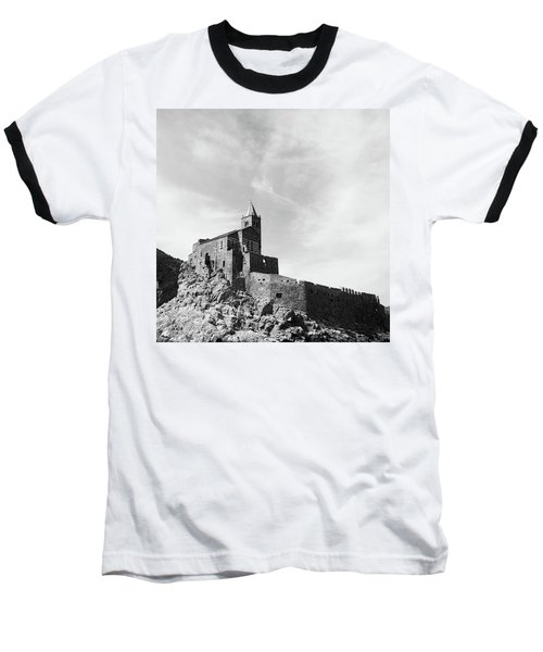 Church Of San Pietro II Baseball T-Shirt by Joseph Westrupp