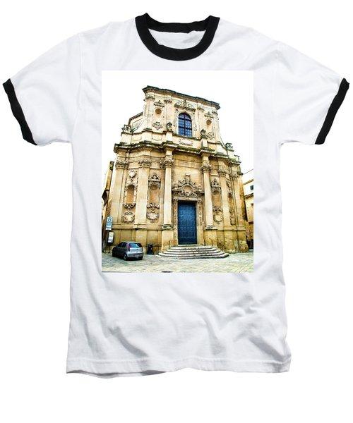 Church Of St Chiari Baseball T-Shirt
