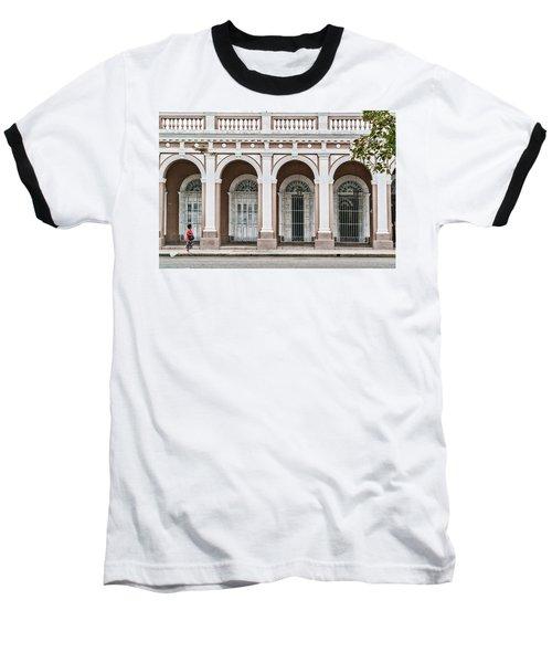Cienfuegos Arches Baseball T-Shirt