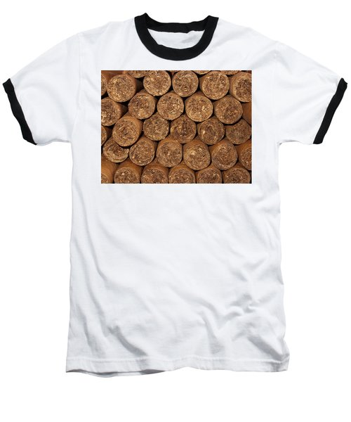 Cigars 262 Baseball T-Shirt