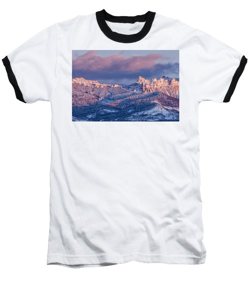 Cimarron Glow Baseball T-Shirt