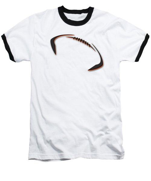 Baseball T-Shirt featuring the photograph Cincinnati Bengals Football Shirt by Joe Hamilton