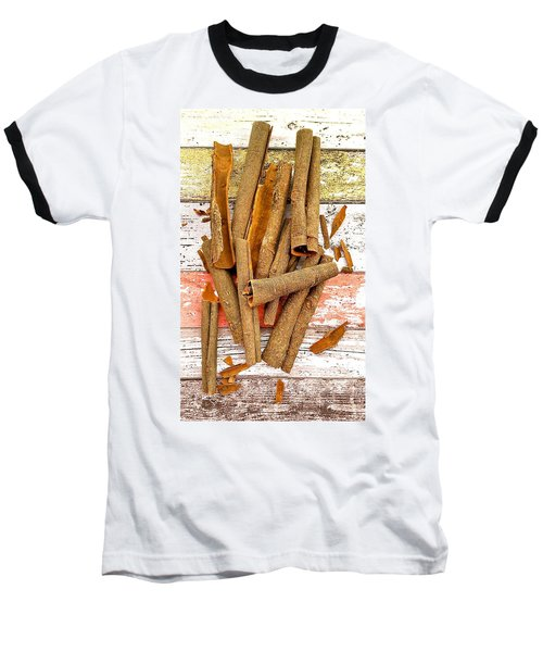 Cinnamon Bark Baseball T-Shirt