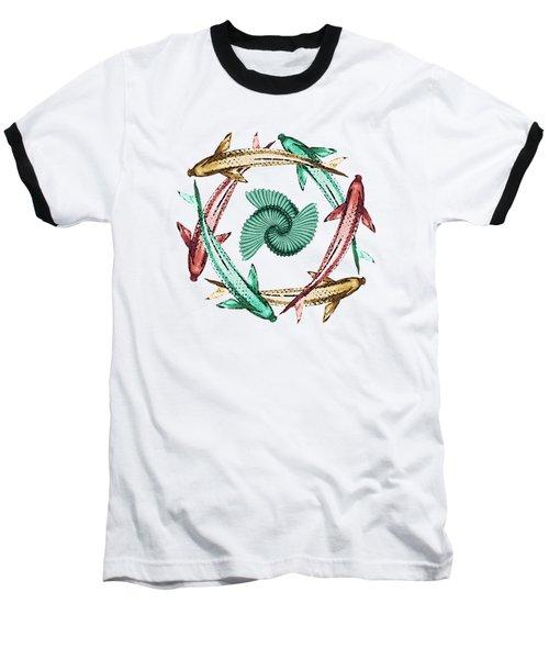 Circle Baseball T-Shirt