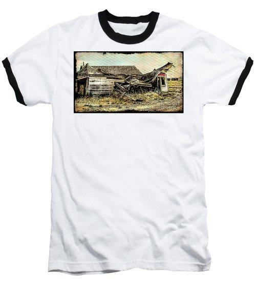 Cisco Ghost Baseball T-Shirt