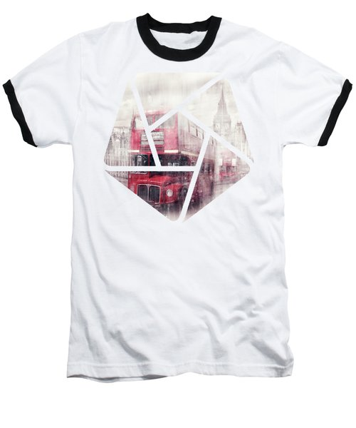 City-art London Westminster Collage II Baseball T-Shirt