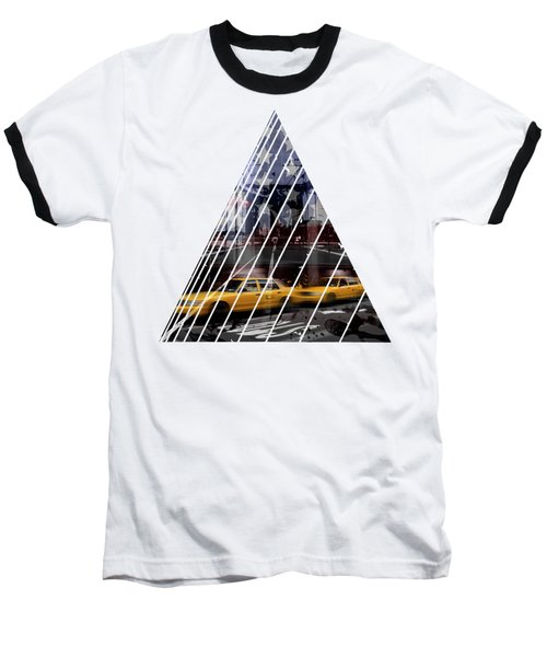 City-art Nyc Composing Baseball T-Shirt