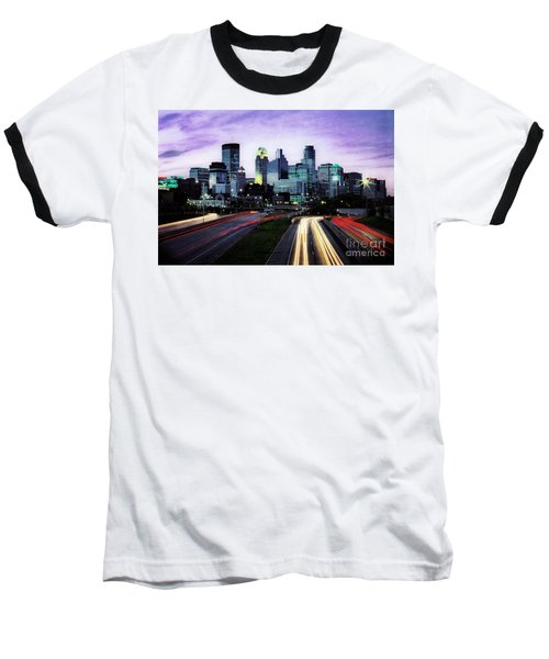 City Moves Baseball T-Shirt