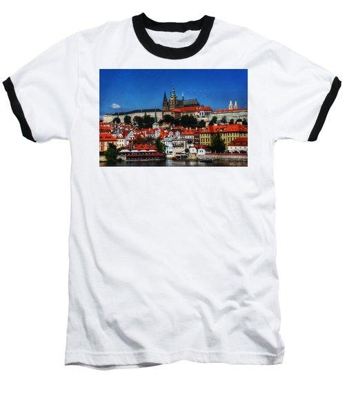 City On The River IIi Baseball T-Shirt