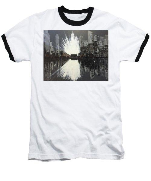 City Reflections Baseball T-Shirt