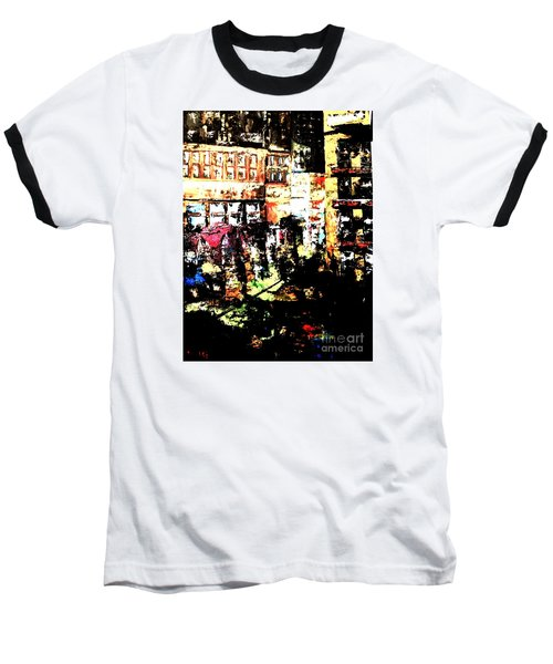 City Stroll Baseball T-Shirt
