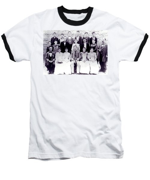Class Of 1894 Bw Baseball T-Shirt