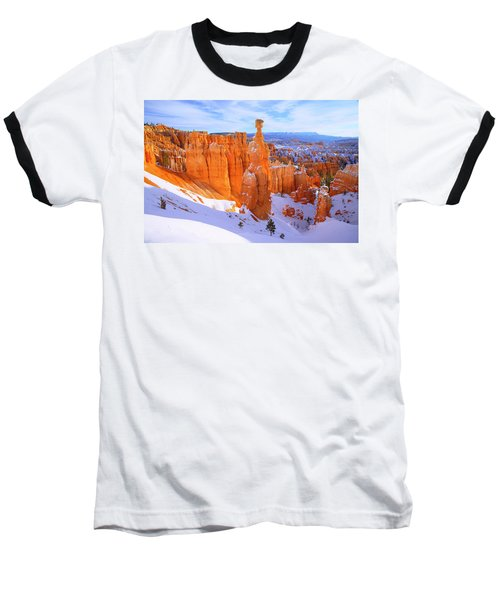 Baseball T-Shirt featuring the photograph Classic Bryce by Chad Dutson