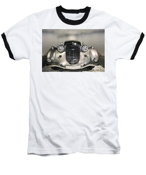 Classic Car 2 Baseball T-Shirt