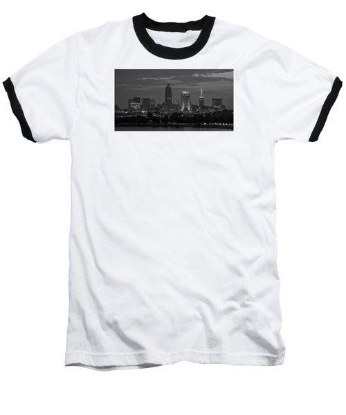 Cleveland After Dark Baseball T-Shirt