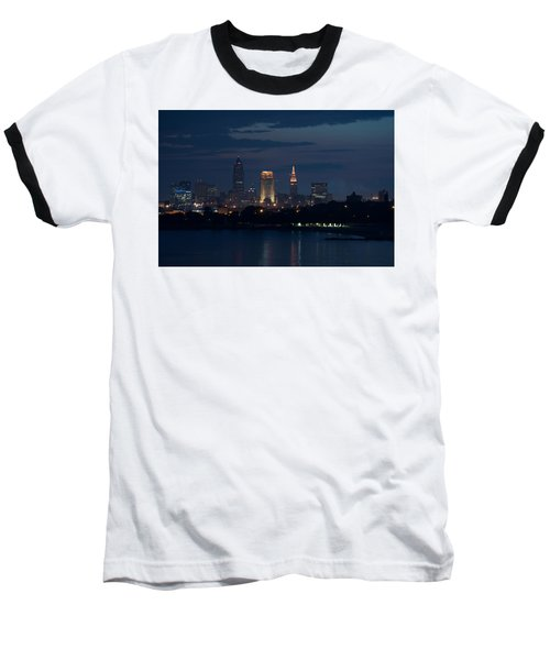 Cleveland Reflections Baseball T-Shirt