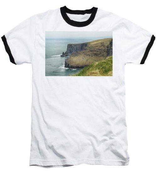Cliffs Of Moher 1 Baseball T-Shirt