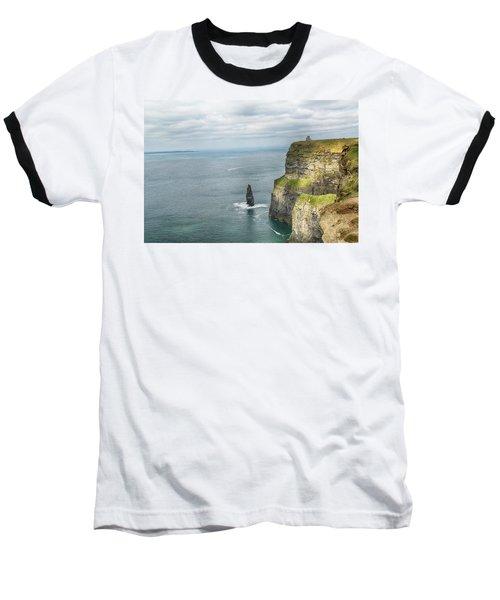 Cliffs Of Moher 3 Baseball T-Shirt