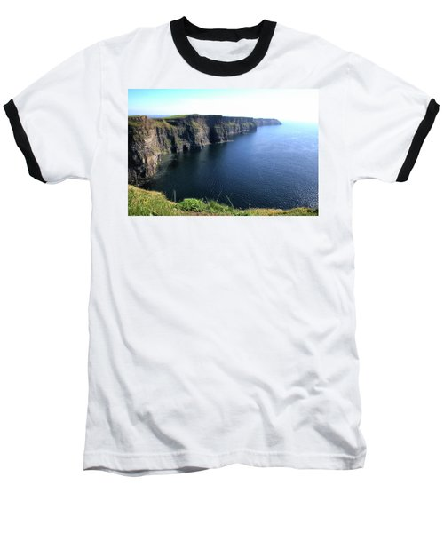Cliffs Of Moher Baseball T-Shirt
