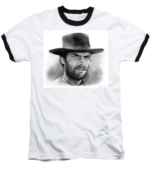 Clint Baseball T-Shirt