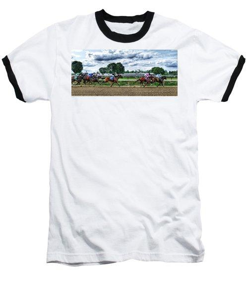 Close Competition Baseball T-Shirt