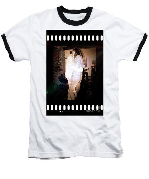 Baseball T-Shirt featuring the photograph Closeness by Al Bourassa