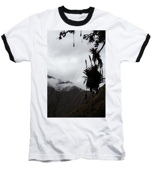 Cloud Forest Musings Baseball T-Shirt