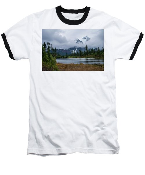 Cloud Mountain Baseball T-Shirt