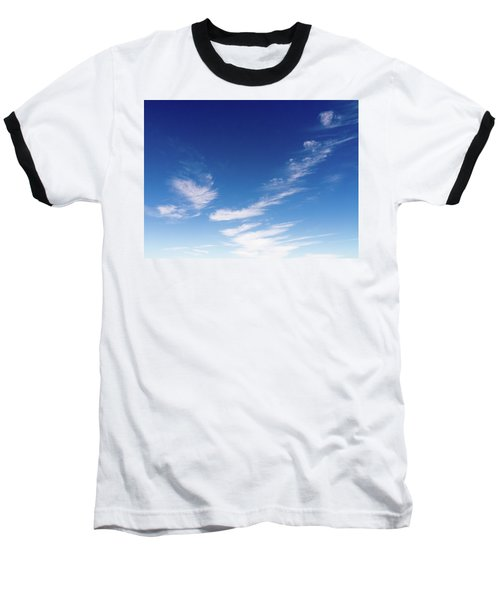 Cloud Sculpting Baseball T-Shirt