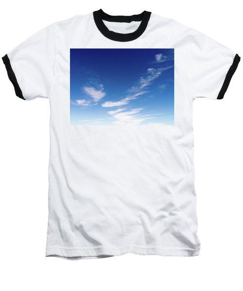 Cloud Sculpting Baseball T-Shirt