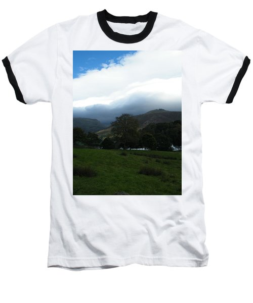 Cloudy Hills Baseball T-Shirt
