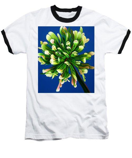 Clover Clarification Indoctrination Baseball T-Shirt