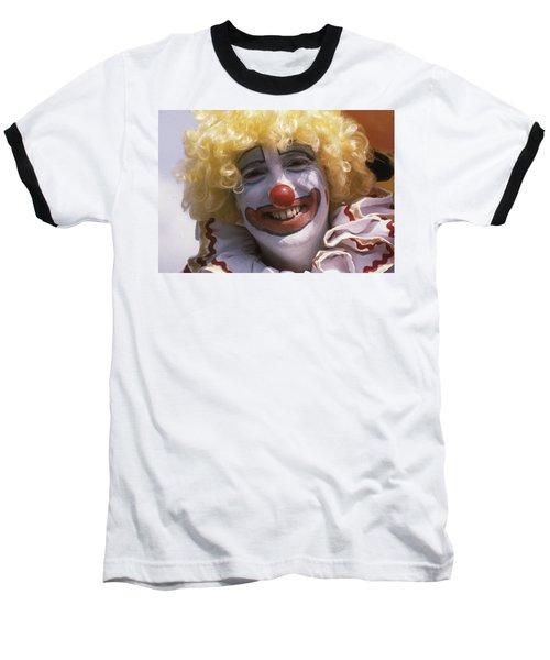 Clown-1 Baseball T-Shirt