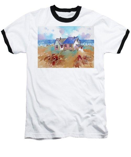 Coastal Charm Baseball T-Shirt