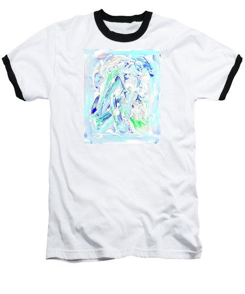 Coastal Splash Baseball T-Shirt
